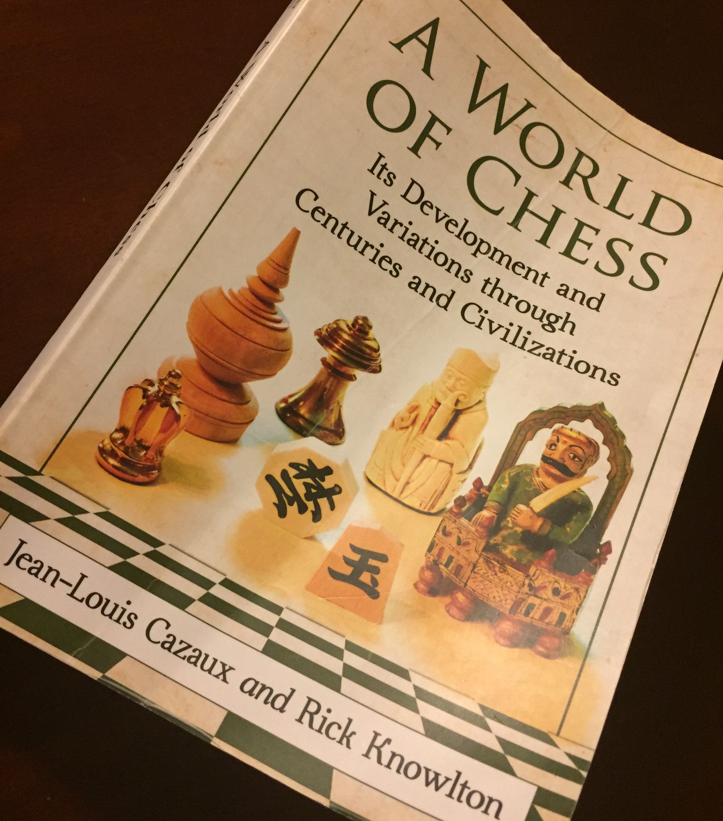 A World of Chess Book